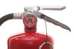 eldsläckarebrand Fotografering för Bildbyråer