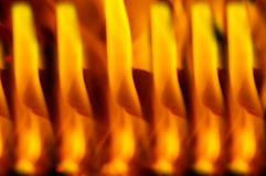 eldsvåda Royaltyfria Foton