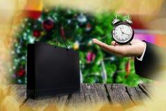Ele conceito do tempo da compra do ` s Fotos de Stock Royalty Free