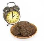 Ele tempo do ` s sempre para cookies Imagem de Stock