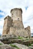 Elea Velia in die römischen Zeiten, ist eine alte Stadt von Magna Grecia Lizenzfreies Stockfoto