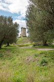 Elea Velia in Roman times, is an ancient city of Magna Grecia Royalty Free Stock Images