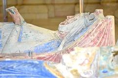 Eleanor of Aquitaine Stock Photo
