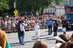 Eleanor Holmes Norton at the Parade Stock Photos