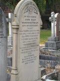 Eleanor Rigby Grave, Liverpool, Inglaterra Foto de archivo libre de regalías