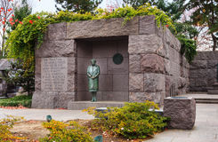 Eleanor Roosevelt Memorial Washington DC Stock Image