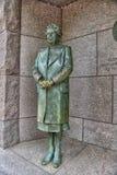Eleanor Roosevelt Monument Washington gelijkstroom stock afbeeldingen