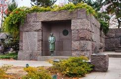 Eleanor Roosevelt pomnika washington dc Obraz Stock