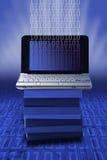 elearning ebook принципиальной схемы Стоковые Изображения RF