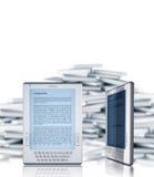 elearning ebook принципиальной схемы Стоковые Изображения