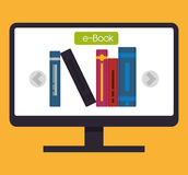Elearning and ebook design Stock Images