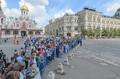 ?elebration del 1025o aniversario del bautismo de Rus encendido Fotos de archivo libres de regalías