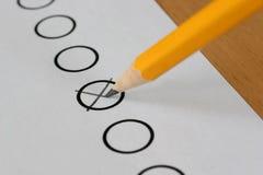 Elección Imagen de archivo libre de regalías