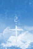 Elección congelada de la fe Imagen de archivo