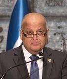 Elección parlamentaria israelí 2015 Foto de archivo libre de regalías