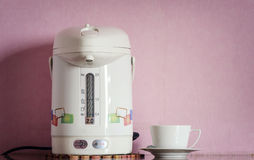 Electic kettle Stock Photography