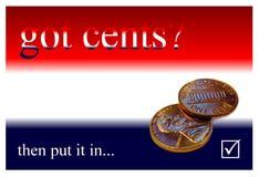 Election 2008 stock illustration