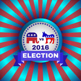 Election 2016 Banner Stock Photography