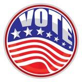 Election box - ballot box Stock Photo