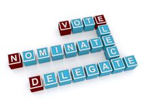 Election Royalty Free Stock Image