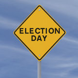 Election Day Stock Image