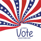 Election Day. Royalty Free Stock Photos