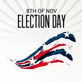 Election Day. Royalty Free Stock Photography