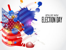 Election Day. Royalty Free Stock Image