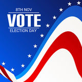 Election Day. Stock Images