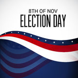 Election Day. Royalty Free Stock Images