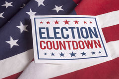 Election Day Presidential Vote Stock Photography