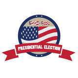 Election day USA Royalty Free Stock Photography