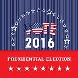 Election day, Vector illustration Stock Photo