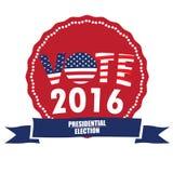 Election day, Vector illustration Stock Photos