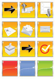 Election documents checklist Royalty Free Stock Photography