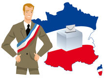 Election of a government Royalty Free Stock Images