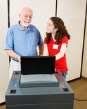 Election - New Equipment Royalty Free Stock Images