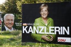 Election poster Stock Photos