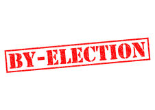 BY-ELECTION Stock Photography