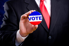 Election Symbols Stock Image