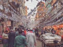 Election Vibe. Location: Old Town,Dhaka,Bangaldesh Stock Photos