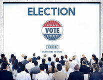 Election Vote Government Choice Voting Concept. Election Vote Government Choice Voting stock image