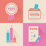 Election Voting Graphics Stock Photos