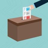Elections icon design. Illustration eps10 graphic vector illustration