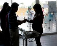 Elections in Mexico Stock Photo