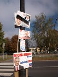 Elections, Poland Stock Photography