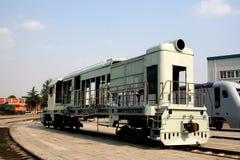 Electonic loco shell Stock Photos