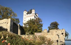 Electoral Castle of Eltville. Rheingau, Hesse, Germany Royalty Free Stock Photography