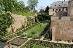Electoral castle in Eltville am Rhein Royalty Free Stock Image