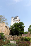 Electoral castle in Eltville am Rhein Royalty Free Stock Photography